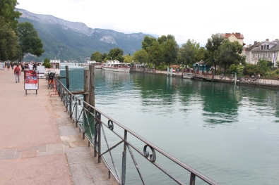 The Lake Annecy
